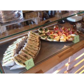 Sandwiche a chlebíčky